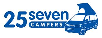 25 seven campers logo