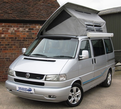 VW Camper Van 2017 >> VW T4 Campers Wanted | 25 Seven Campers
