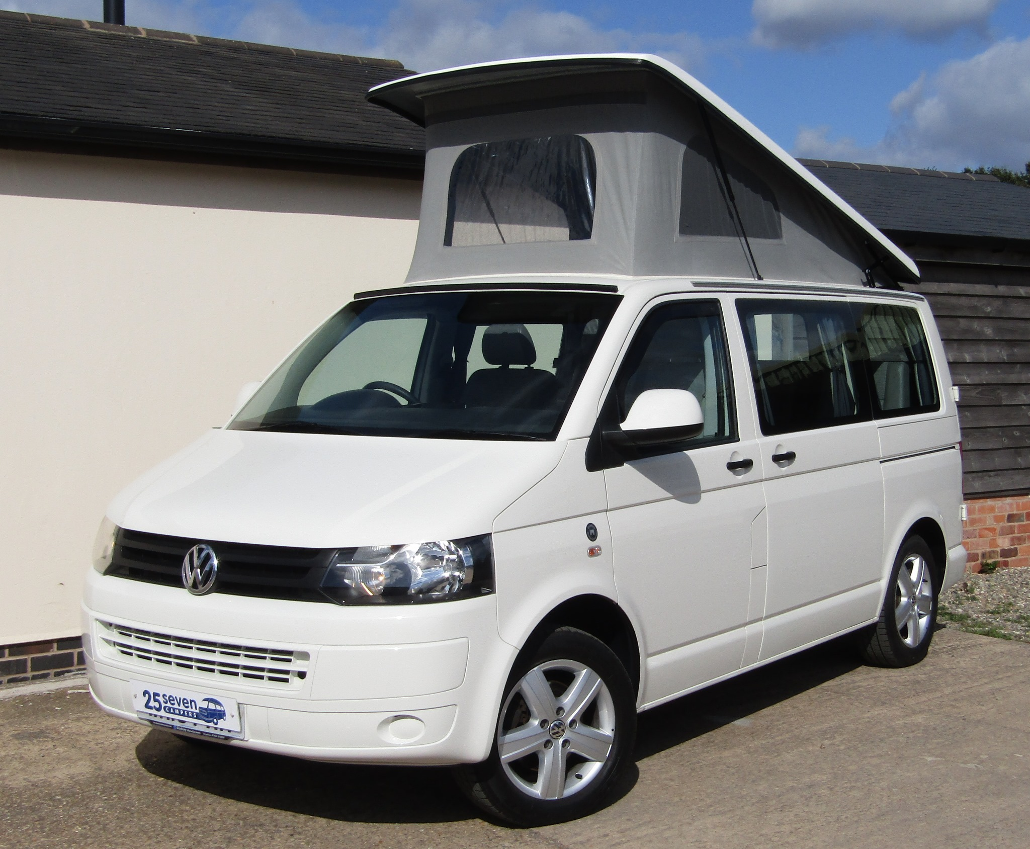 VW Campers for Sale | Used Campers for Sale | 25seven